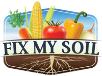 logo fix my soil